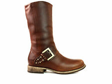 Caterpillar Women's Payton Casual Brown Leather Boot