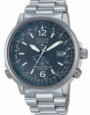 Citizen Eco-Drive Promaster Sapphire Radio Controlled Japan Watch AS5010-51E