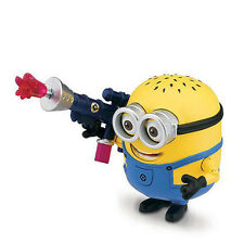 Despicable Me Minion Jerry Deluxe Action Figure With Jelly Blaster