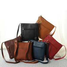 2015 Fashion Womens Leather Satchel Cross Body Shoulder Messenger Bag Handbag