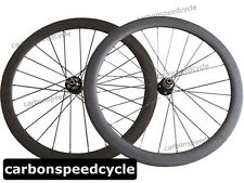 Disc Brake Carbon Cyclocross Bicycle Wheels 50mm Clincher/Tubular D711SB/D712SB
