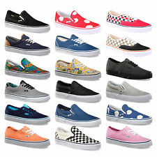 Scarpe uomo | donna VANS modello basso SLIP-ON | ERA | AUTHENTIC | AUTHENTIC