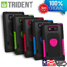 NEW Original Trident Cyclops Rugged Case Cover for LG Optimus 2 AS680, NET L45C