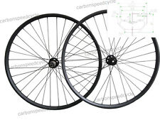 HOT 29er thru axle hub 20mm Clincher Down hill MTB carbon wheels 15mm/12mm*142mm