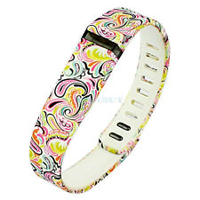 Artistic 2 Size Replacement Wrist Band Clasp for Fitbit Flex Bracelet No Tracker