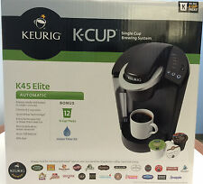 Keurig K45 B40 Elite Coffee Brewer - Brewing System - All Color NEW & FREE SHIP