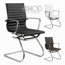 AG Executive Management Conference Room Chair Sled Base Lider Chair Modern