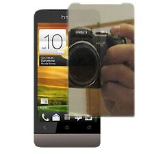 For HTC One V Mirror Screen Protector LCD Phone Cover