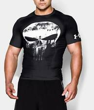 Limited Edition Mens Under Armour Alter Ego Punisher Compression Shirt - NWT