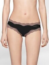 calvin klein womens cheeky hipster with lace underwear