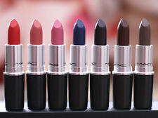 MAC The Matte Lip Collection Summer 2015 CHOOSE YOUR SHADE Low Worldwide Ship