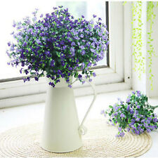 7 Branches Wedding Home Decoration Artificial Flower Gypsophila Bouquet 1 Pcs