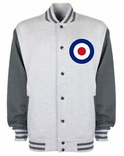 MOD TARGET VARSITY JACKET - The Who Jam Vespa Scooters T-Shirt Mods