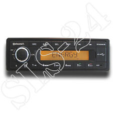 24 Volt Bluetooth LKW Radio RDS-Tuner MP3 WMA USB Truck Bus 24V VDO TR7423UB-OR