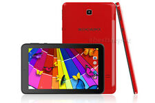 """Kocaso 7"""" Tablet Quad Core Dual Camera Android 4.4 8GB 13 Colors +Keyboard Case"""