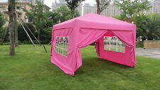 MCombo 10x10 EZ POP UP 4 WALLS CANOPY PARTY TENT GAZEBO WITH SIDES 6051-1010
