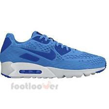 Shoes Nike Air Max 90 Ultra Breeze 725222 404 Light Blue Man Sneakers Moda LTD