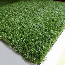 Premium Artificial Lawn Synthetic Turf Fake Grass Backed With Drainage Holes