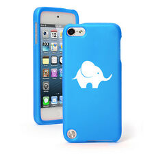 For Apple iPod Touch 4th 5th 6th Rubber Hard Case Cover Baby Elephant