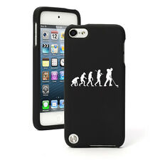 For Apple iPod Touch 4th 5th 6th Rubber Hard Case Cover Evolution Hockey