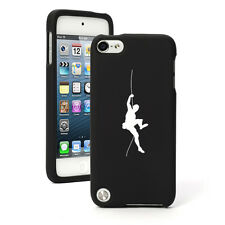 For Apple iPod Touch 4th 5th 6th Rubber Hard Case Cover Climb Climber