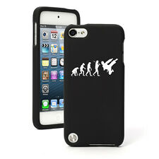For Apple iPod Touch 4th 5th 6th Rubber Hard Case Cover Evolution Martial Arts