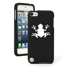 For Apple iPod Touch 4th 5th 6th Rubber Hard Case Cover Frog