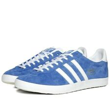 Adidas Originals Gazelle OG Blue Suede Trainers Sneakers Shoes (#1991)