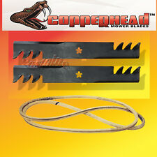 """Deck Kit Belt and Multch COPPERHEAD HD, Blades AYP Craftsman 42"""" Lawn Tractor"""