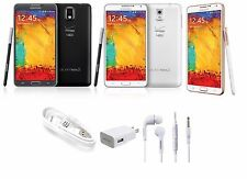 Samsung Galaxy Note 3 SM-N900V 32GB Verizon AT&T T-Mobile UNLOCKED Cell Phone