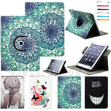 "Universal Rotating Leather Case Cover Stand For 7"" ~7.9"" inch Tablet PC PAD MID"