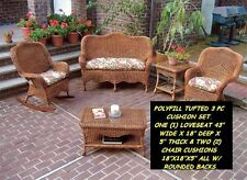 REPLACEMENT CUSHIONS FOR OUTDOOR WICKER PATIO FURNITURE*NEW EVEN LOWER PRICE*WOW