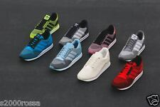 ADIDAS Scarpe uomo ZX 500 OG WEAVES ROSSO BLU GIALLO shoes men red trainer blue
