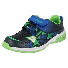 Cica by Clarks Boys Trainers Piper Fun