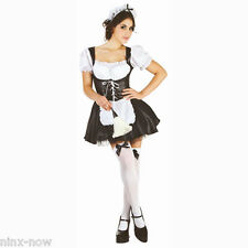 Playful French Maid Women's fancy dress costume
