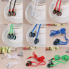 3.5mm In-Ear Stereo Headphone Earphone Headset for iPhone Samsung iPod MP3/4 PC