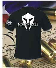 MOLON LABE COME AND TAKE IT THEM AR15 SECOND 2ND AMENDMENT T-SHIRT MILITARY ACU