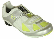 PEARL IZUMI RACE RD III WOMENS ROAD BIKE SHOES WHITE/SILVER 2015