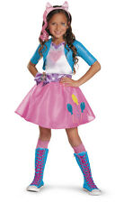 Deluxe Pinkie Pie Equestria Girls CHILD Costume NEW My Little Pony