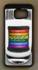 GAY PRIDE Rainbow Oreo CELL PHONE CASE for cel cover mobile smartphone devices