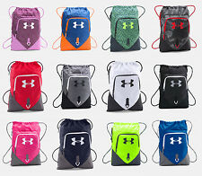 Under Armour Undeniable Sackpack - UA Sackpack - Neon Green, Pink, Black, Red +