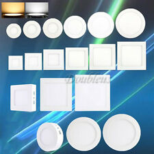 Dimmable LED Panel Light Wall Bulb Lamp Ceiling Downlight Recessed Surface Mount