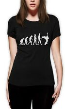 Evolution of a Rock Guitarist - Funny Musician Rocker Women T-Shirt Guitar