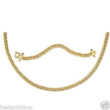 Byzantine Bracelet Chain Necklace Set Toggle Clasp Onyx  Real 14K Yellow Gold