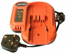 Genuine Black + Decker Fast NiCd Battery Charger