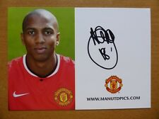 2014-15 Manchester United Signed Club Cards