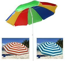 Garden Beach Patio Umbrella Parasol Sun Shade UPF UV Protection