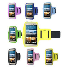 Sports Gym Running Armband Pouch Arm Band Case Cover Skin for HTC One M9 New