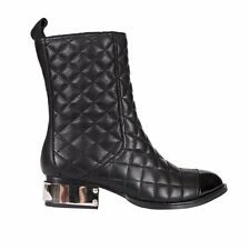 Jeffrey Campbell Jeffrey Campbell Zhora Quilted Boots