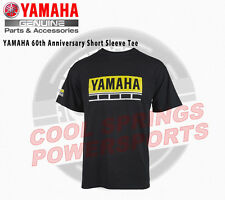 Yamaha 60th Anniversary Short Sleeve Tee